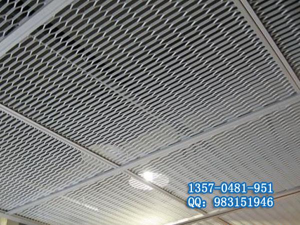 铝扣板成型-哈尔滨拉网板图片
