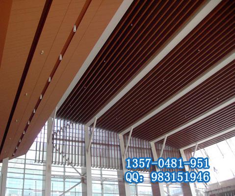 铝合金门窗/造型天花/铝天花边角图片
